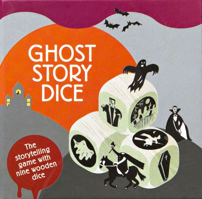 Ghost Story Dice - Product Thumbnail