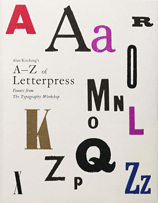 Alan Kitching's A-Z of Letterpress - Product Thumbnail