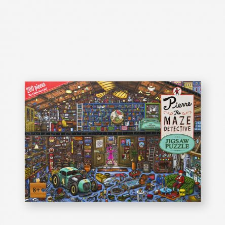 Pierre the Maze Detective Jigsaw Puzzle