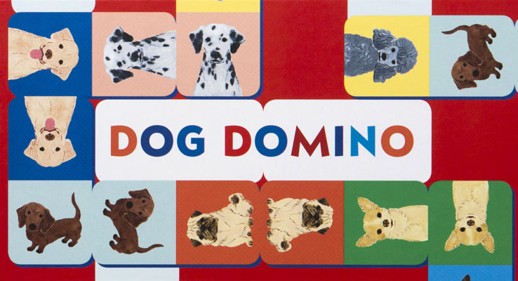 Dog Domino - Product Thumbnail