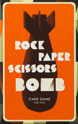 Rock, Paper, Scissors, Bomb - Product Thumbnail