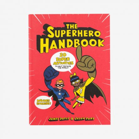 The Superhero Handbook