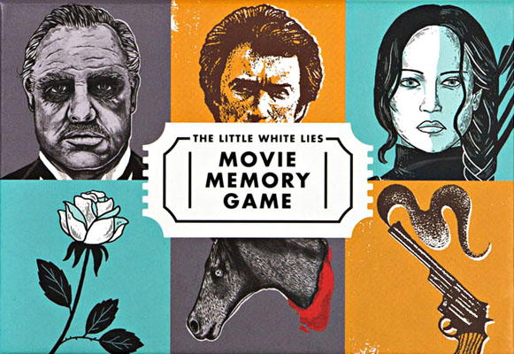 The Little White Lies Movie Memory Game - Product Thumbnail