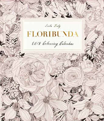 Floribunda 2018 Coloring Calendar - Product Thumbnail