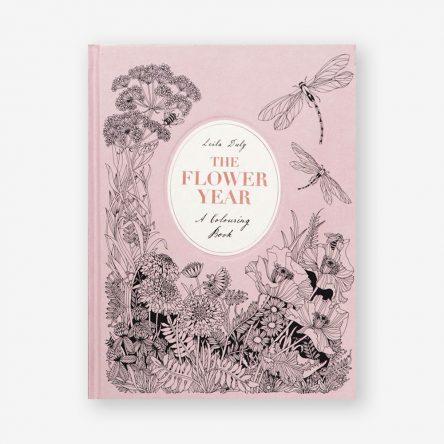 Floribunda 2018 Coloring Calendar