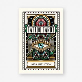 Tattoo Tarot Laurence King