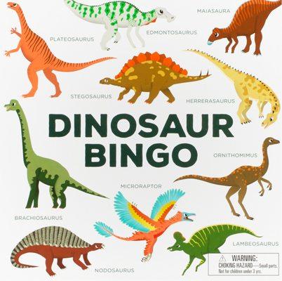 Dinosaur Bingo - Product Thumbnail