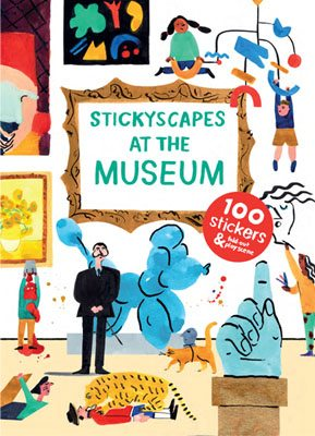 Stickyscapes at the Museum - Product Thumbnail