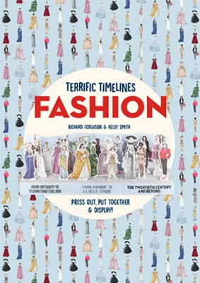 Terrific Timelines: Fashion - Product Thumbnail