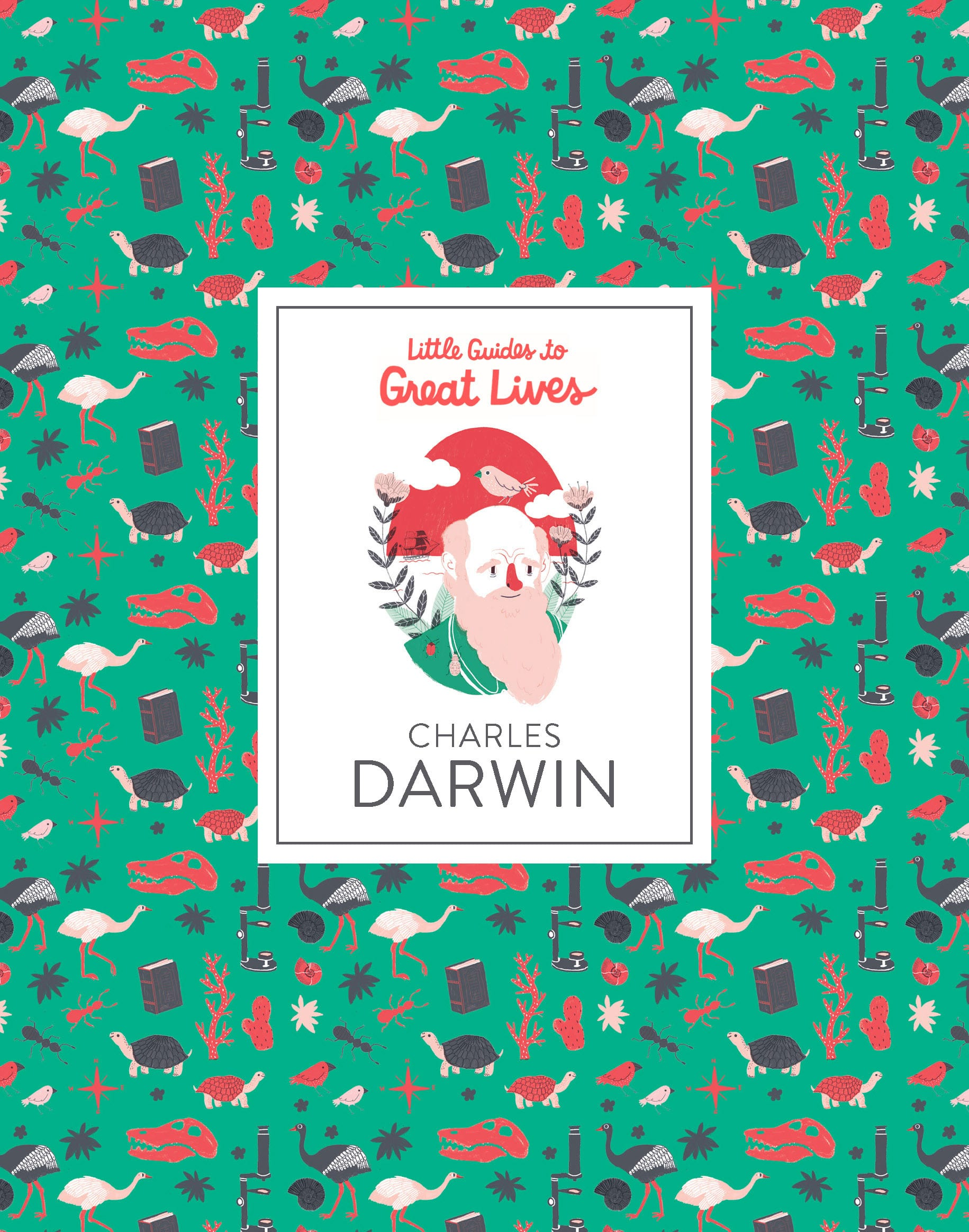 Little Guides to Great Lives: Charles Darwin - Product Thumbnail