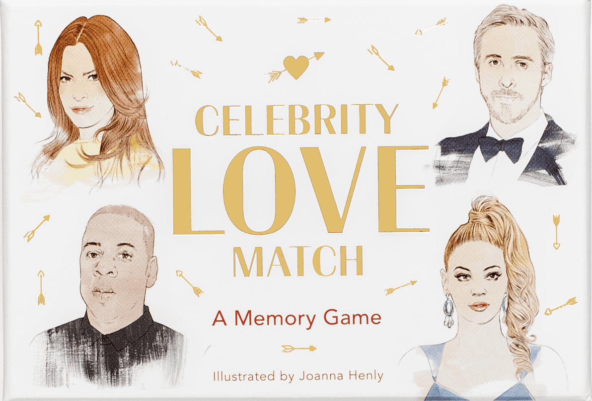 Celebrity Love Match - Product Thumbnail