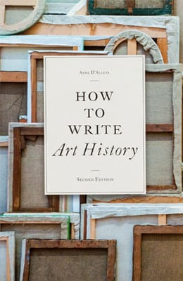 How to Write Art History - Product Thumbnail