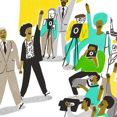 It's Nelson Mandela Day! - Blog Image