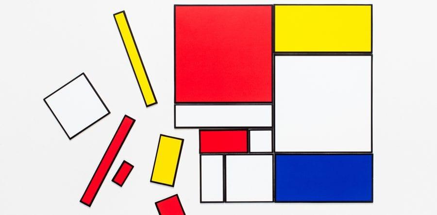 Mondrianesque - Blog Image