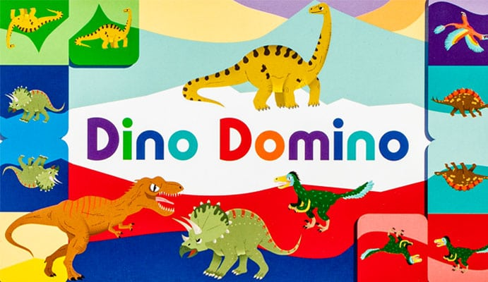 Dino Domino - Product Thumbnail