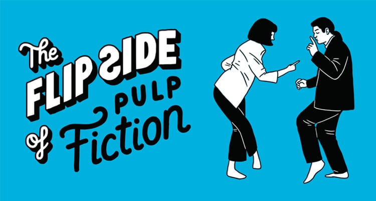 The Flip Side of Pulp Fiction - Product Thumbnail