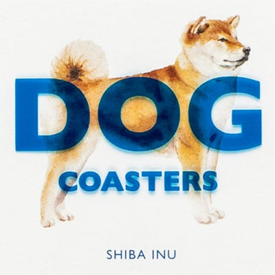 Dog Coasters - Product Thumbnail