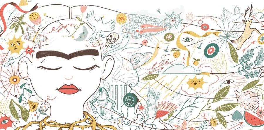 Making Herself Up - Blog Image