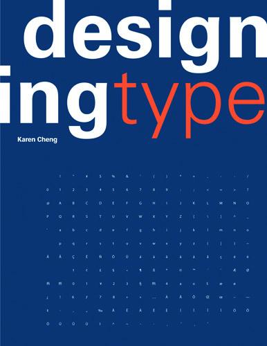 Designing Type - Product Thumbnail