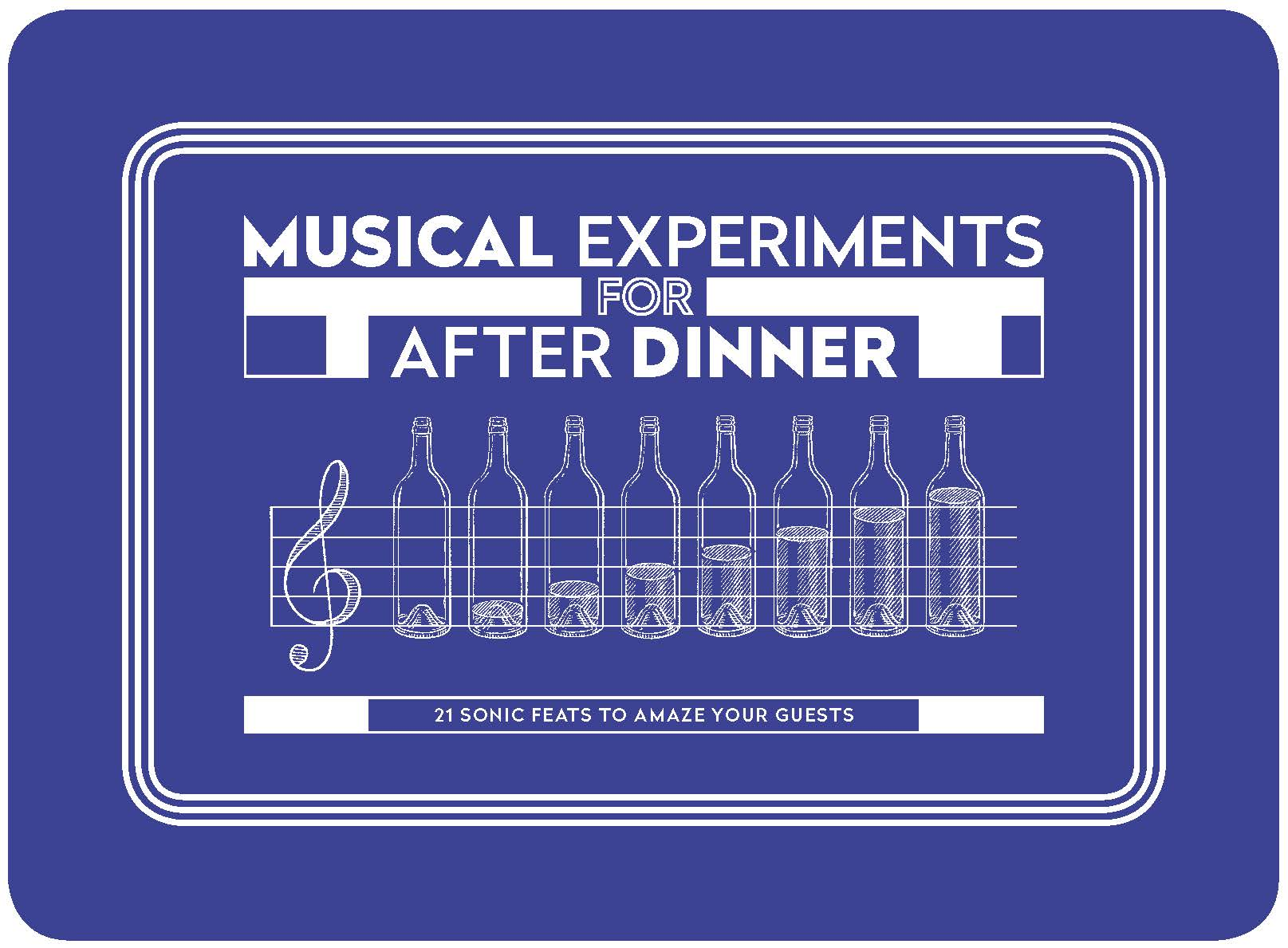 Musical Experiments for After Dinner - Product Thumbnail