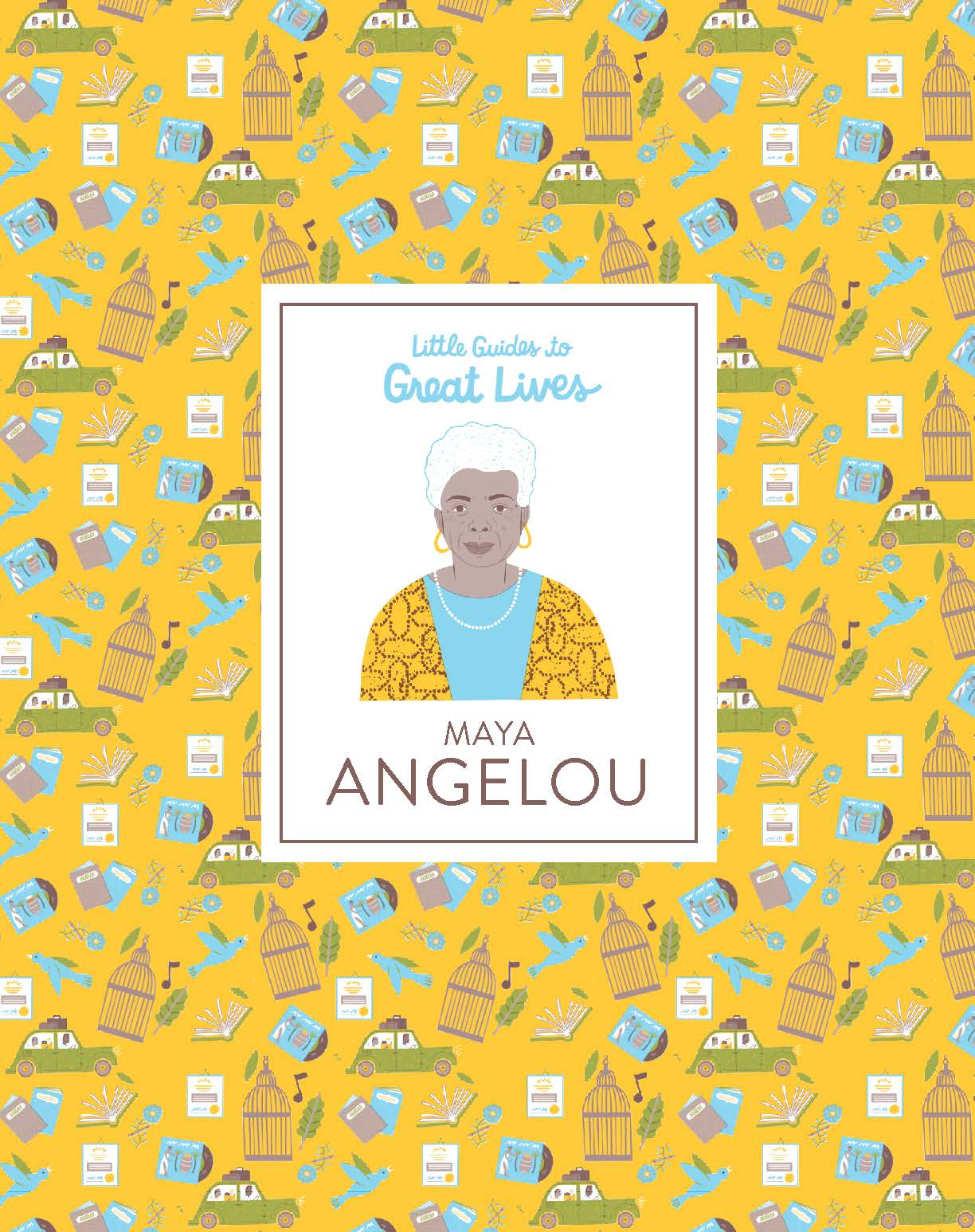 Little Guides to Great Lives: Maya Angelou - Product Thumbnail