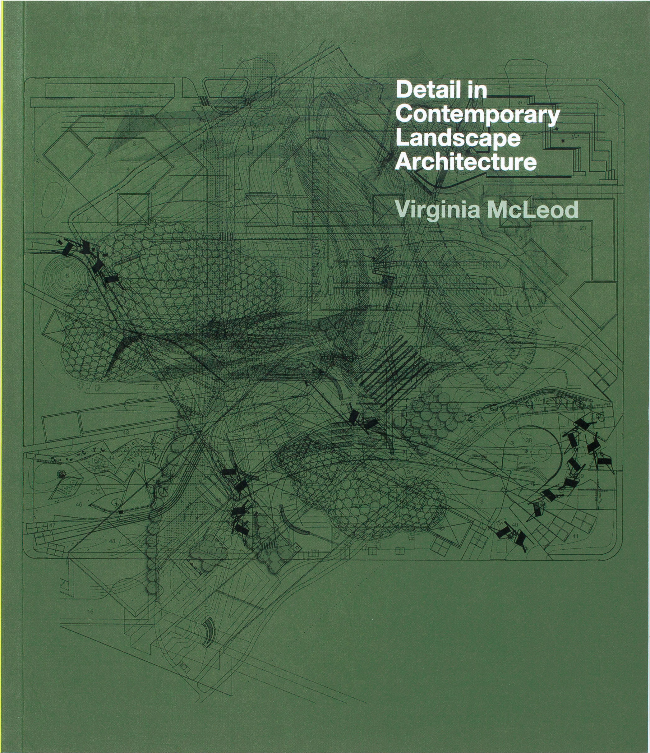 Detail in Contemporary Landscape Architecture (paperback) - Product Thumbnail