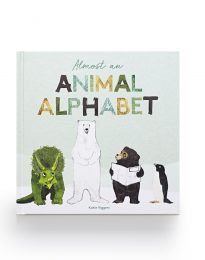 Almost an Animal Alphabet Laurence King Publishing
