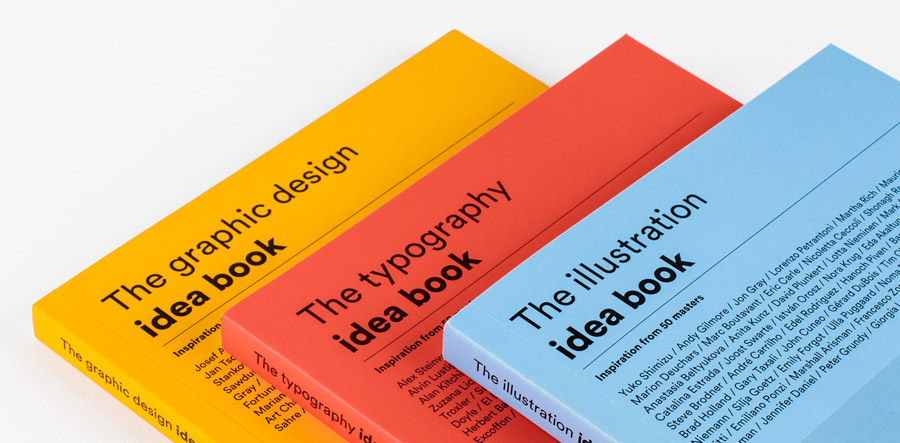 The Idea Book Series