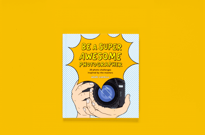 Be A Super Awesome Photographer Competition - Blog Image
