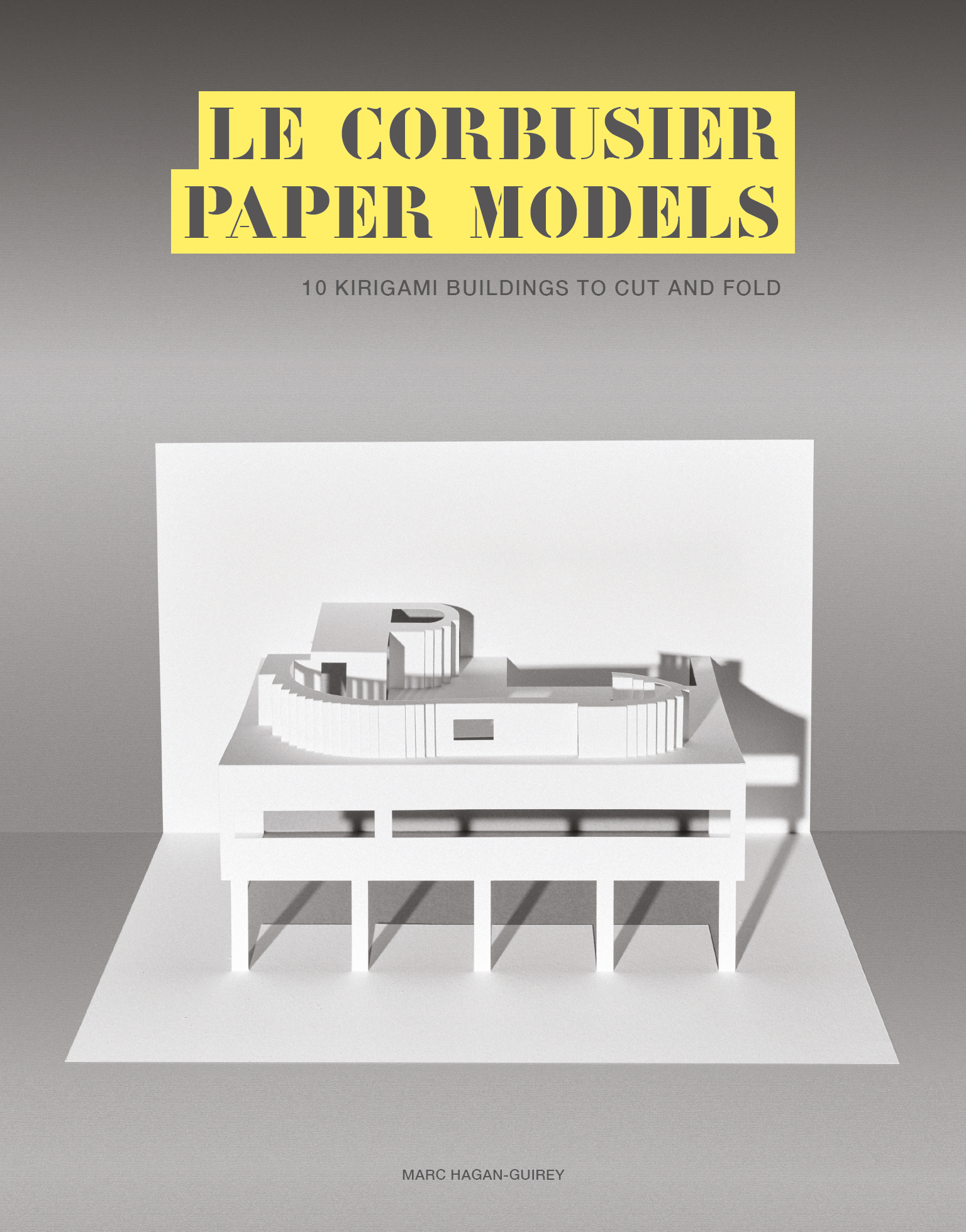 Le Corbusier Paper Models - Product Thumbnail
