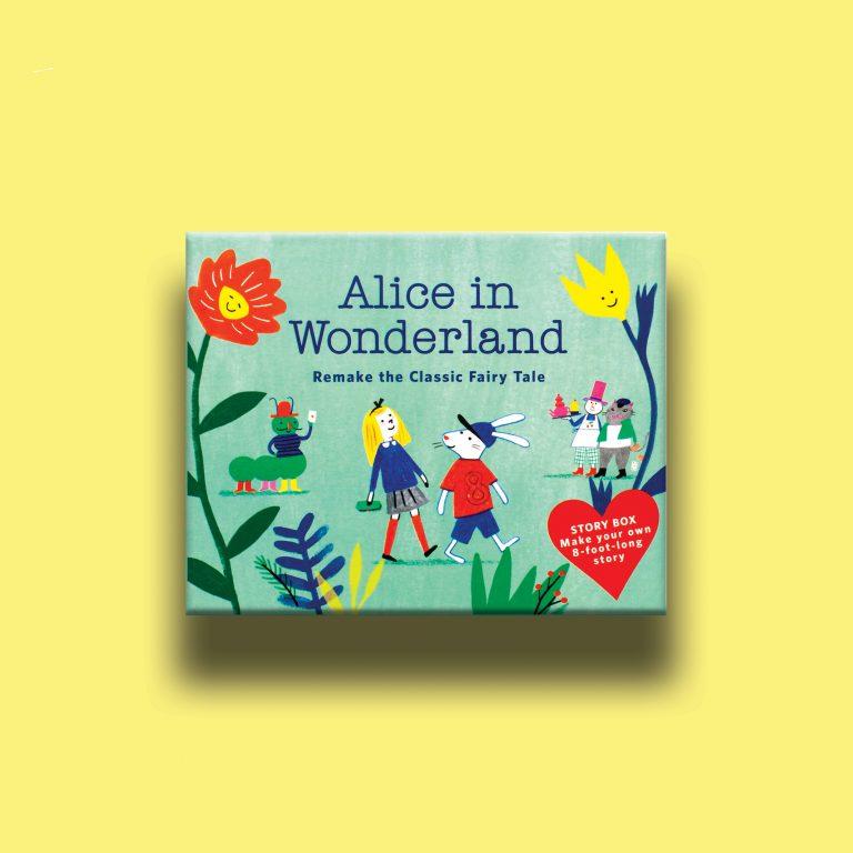 Alice in Wonderland (Story Box)