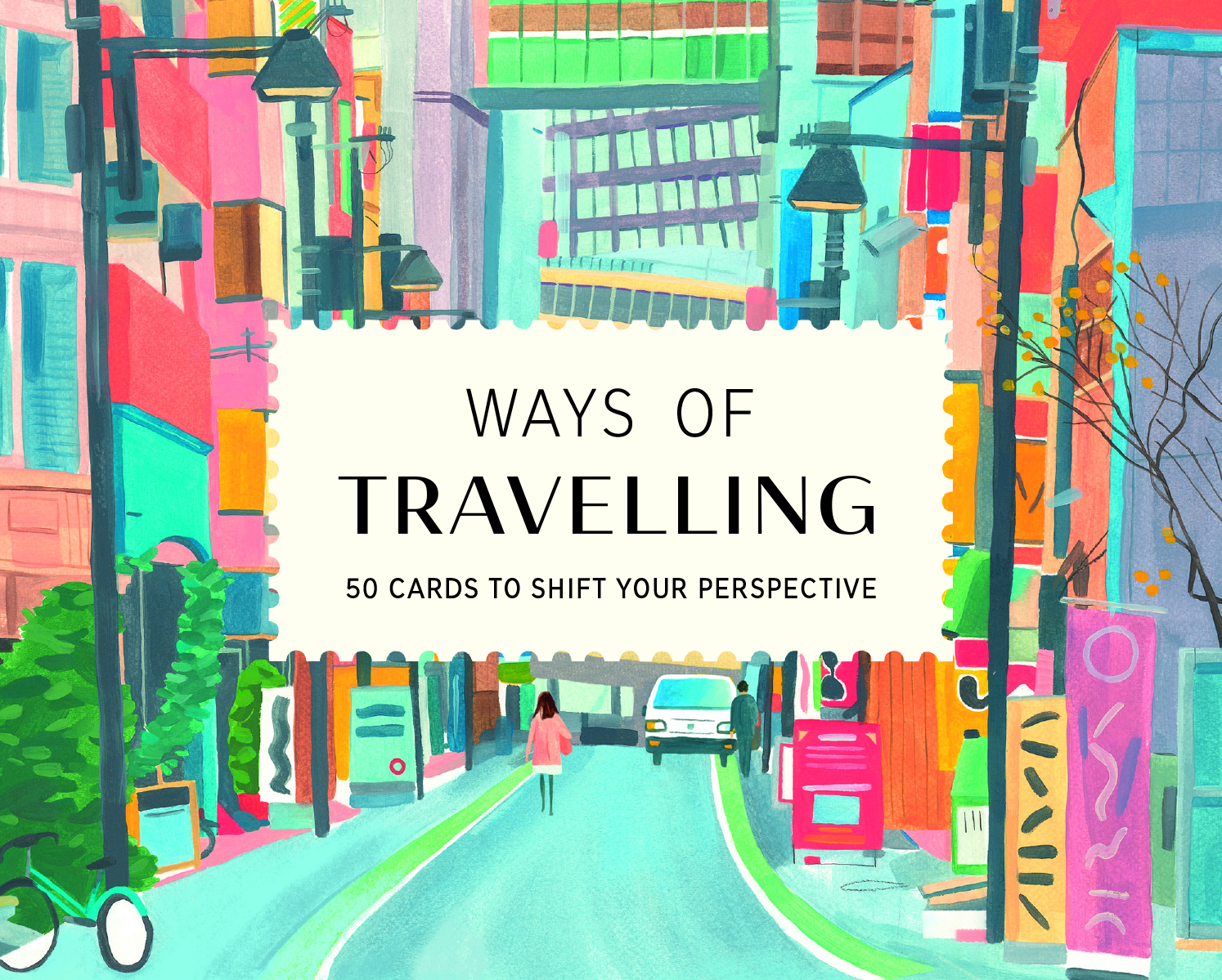 Ways of Travelling - Product Thumbnail
