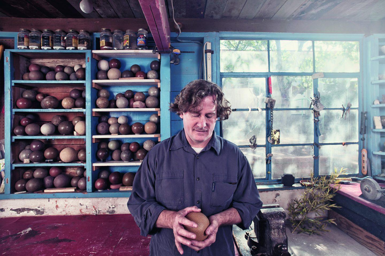 Dorodango: The Japanese Art of Making Mudballs by Bruce Gardner