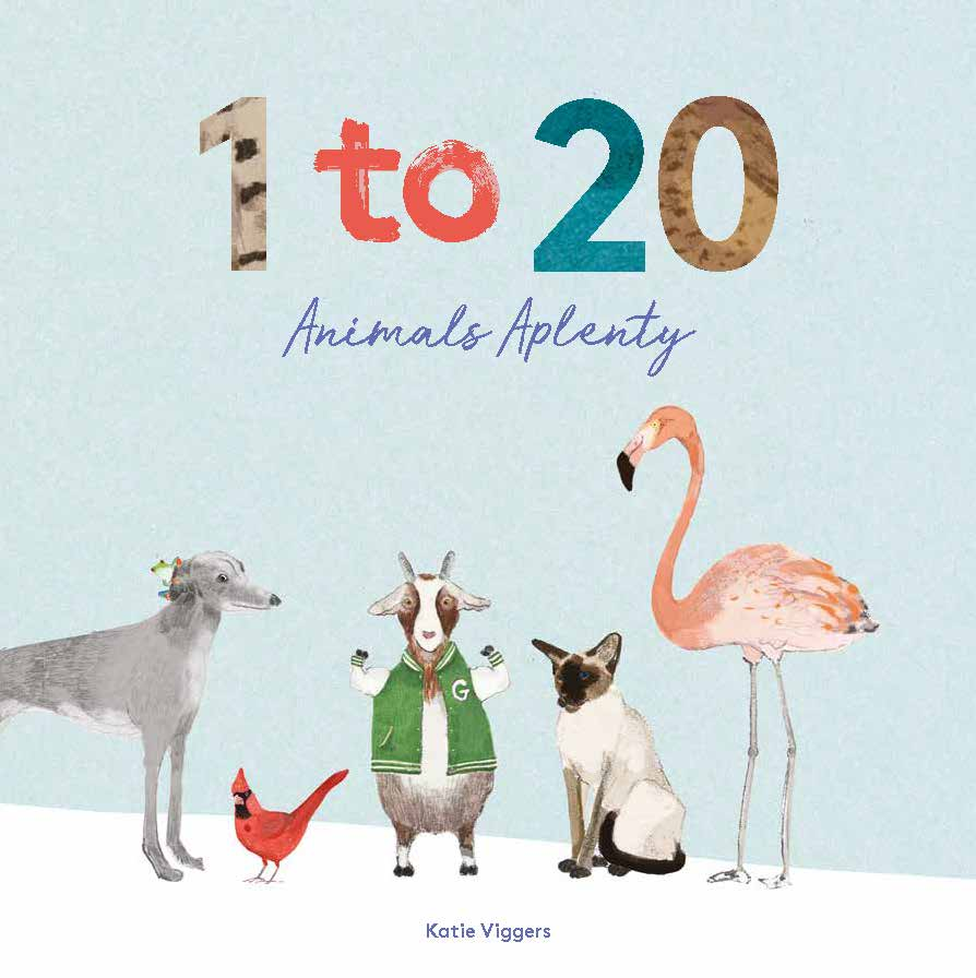 1 to 20 Animals Aplenty - Product Thumbnail