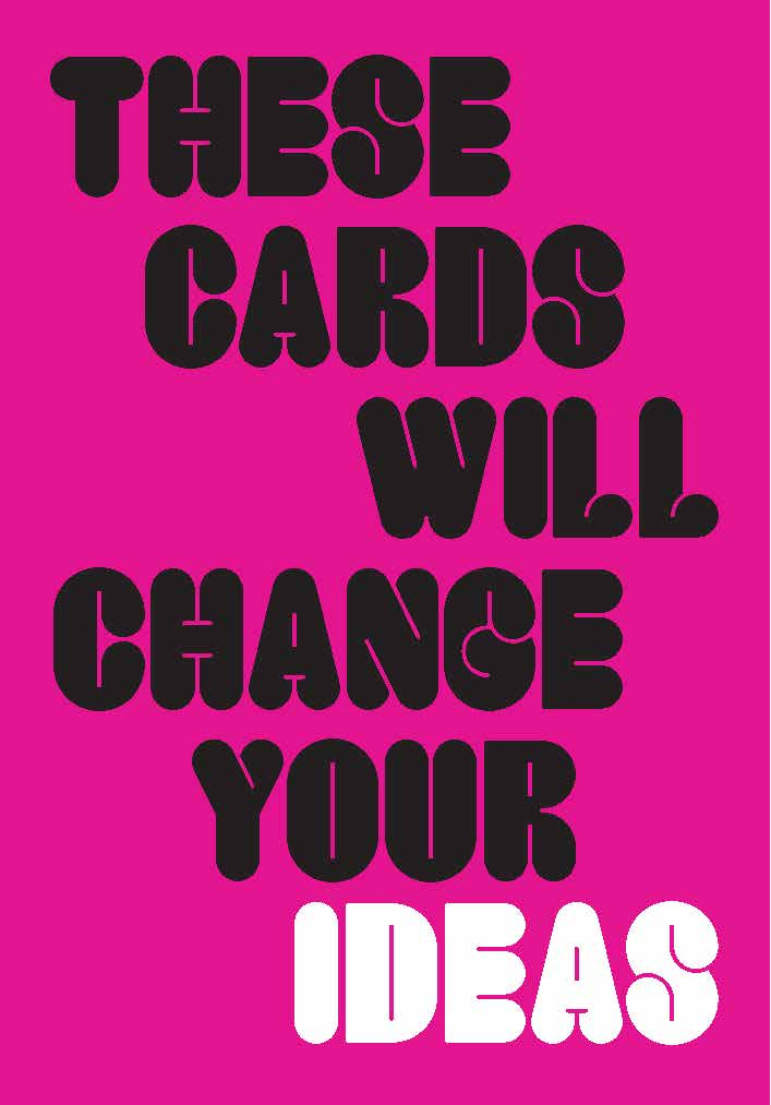 These Cards Will Change Your Ideas - Product Thumbnail