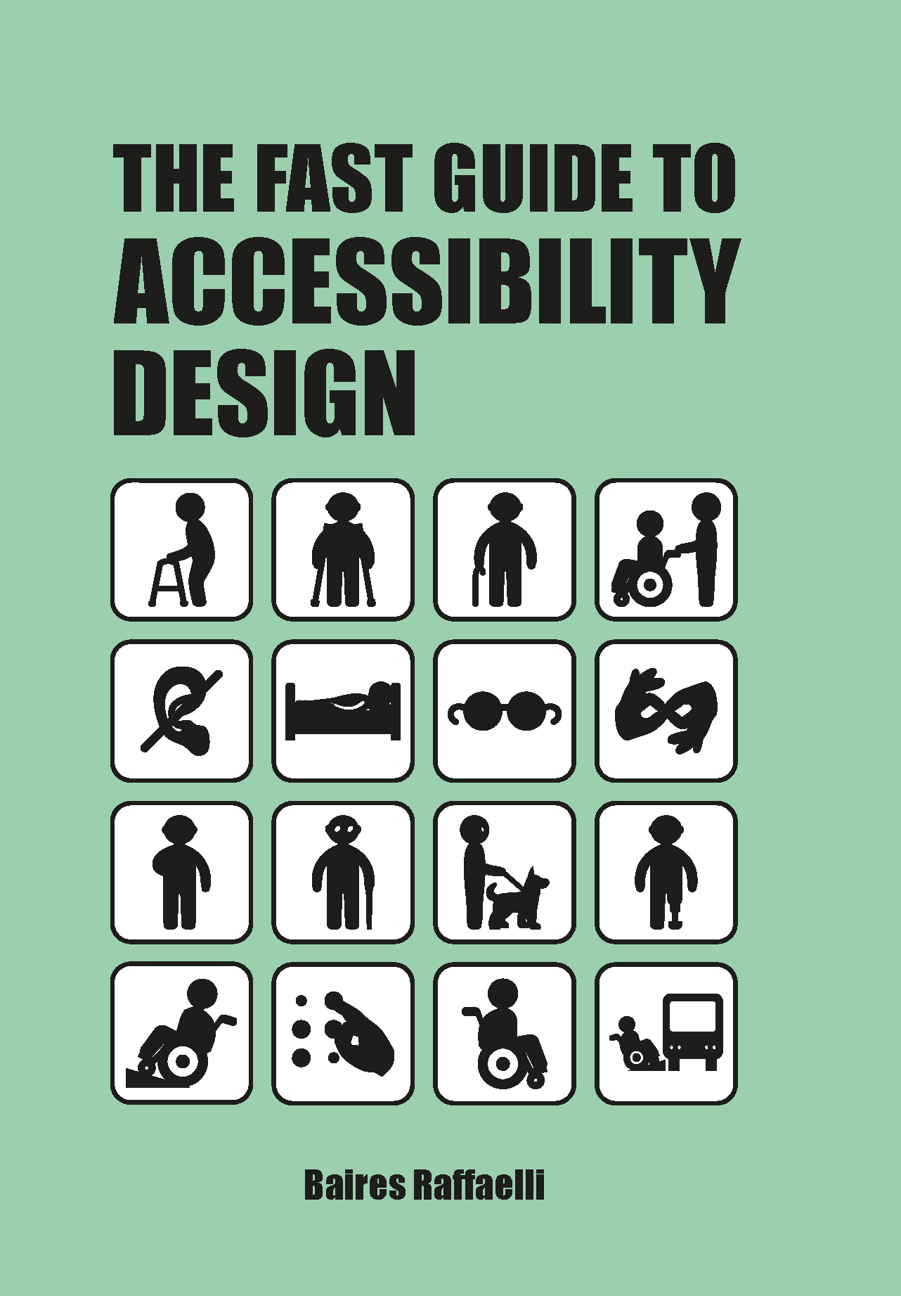 The Fast Guide to Accessibility Design - Product Thumbnail
