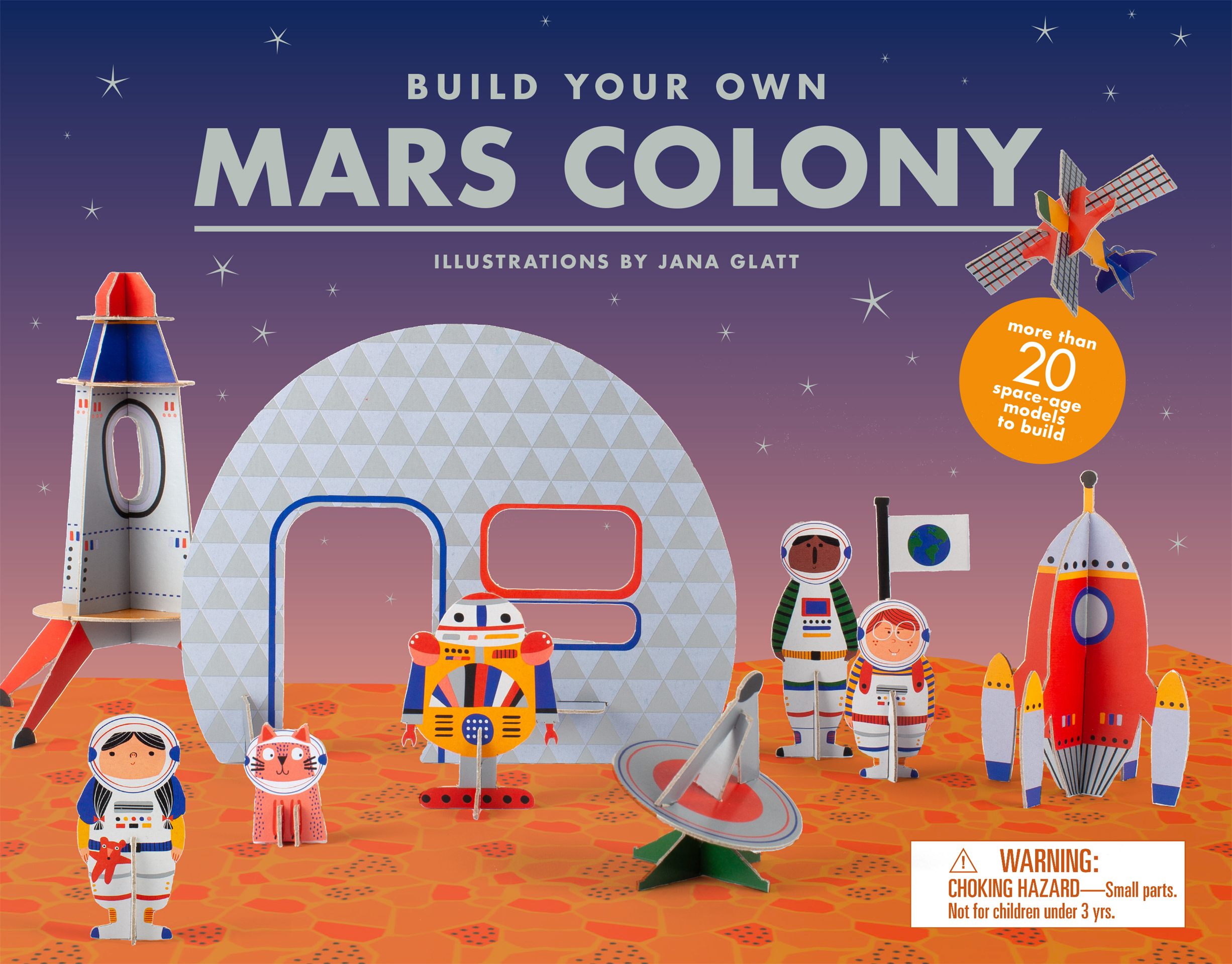 Build Your Own Mars Colony - Product Thumbnail