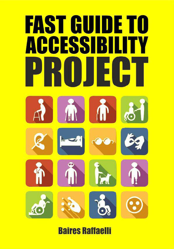 Fast Guide to Accessibility Design - Product Thumbnail