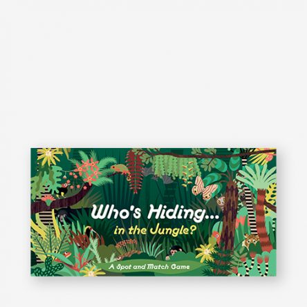 Who's Hiding in the Jungle?