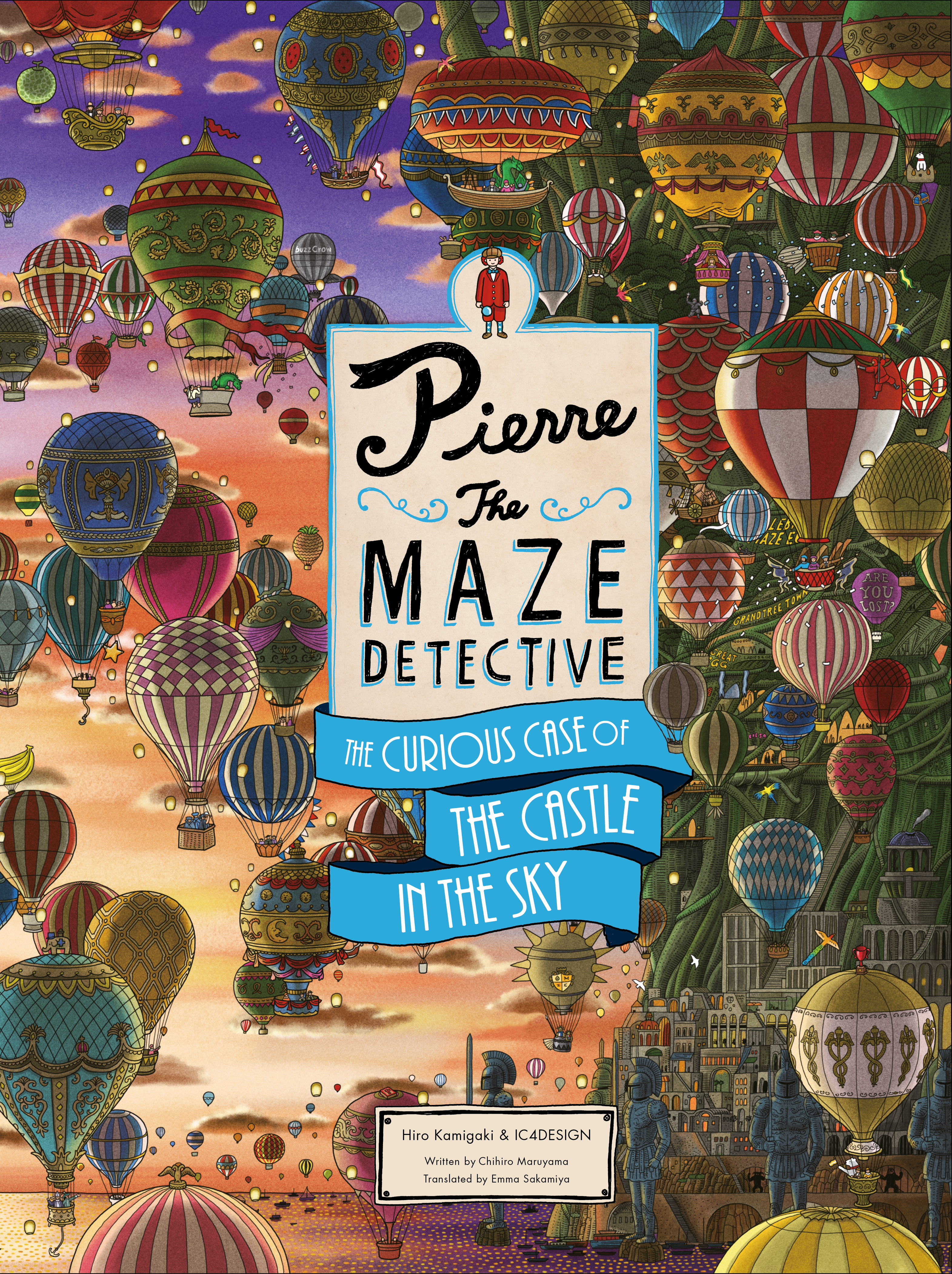 Pierre The Maze Detective: The Curious Case of the Castle in the Sky - Product Thumbnail