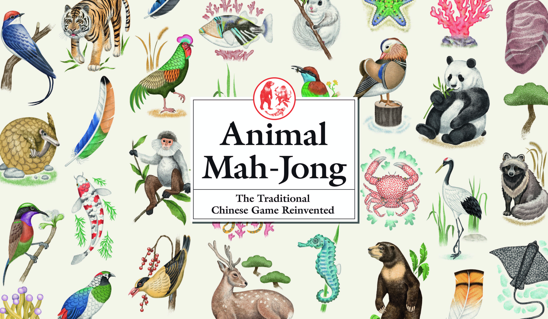 Animal Mah-Jong - Product Thumbnail