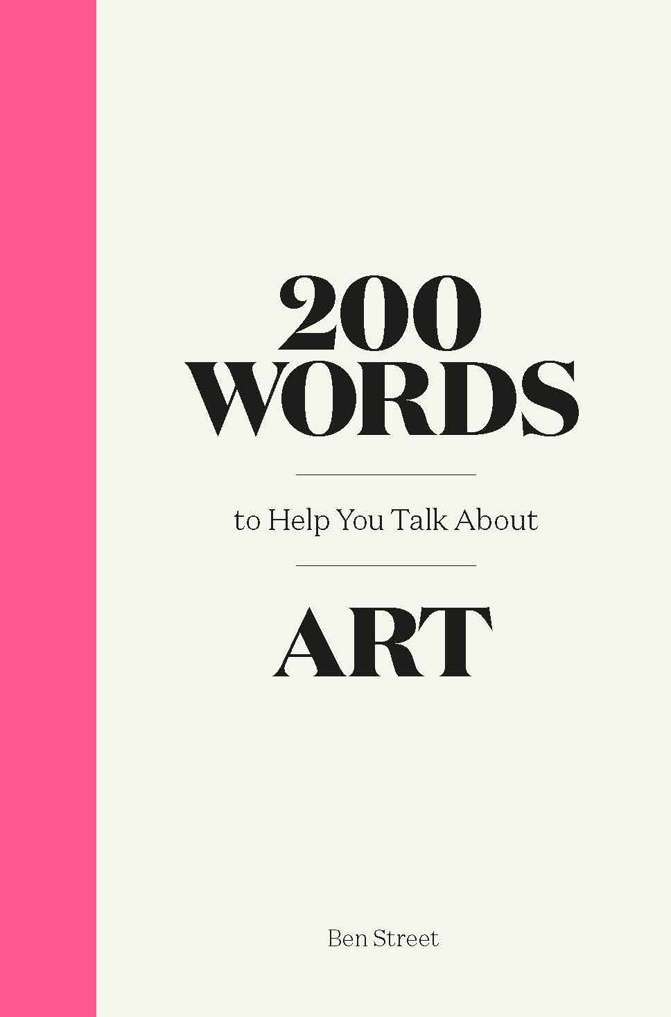 200 Words to Help You Talk About Art - Product Thumbnail