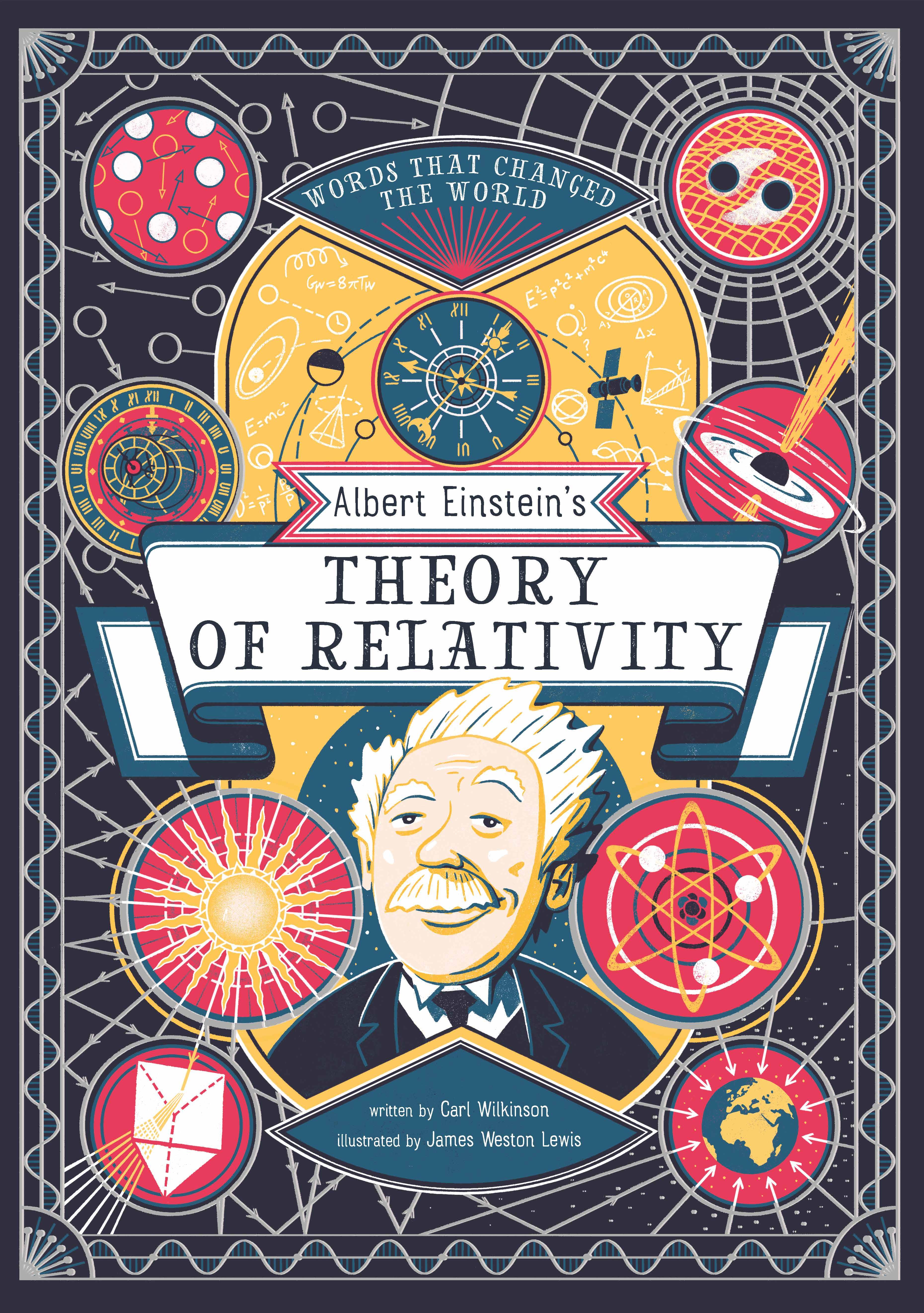 Albert Einstein's Theory of Relativity - Product Thumbnail