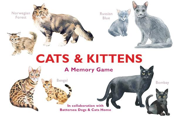 Cats & Kittens - Product Thumbnail
