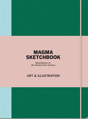 Magma Sketchbook: Art & Illustration - Product Thumbnail