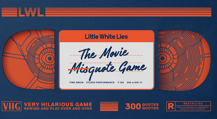 The Movie Misquote Game - Product Thumbnail