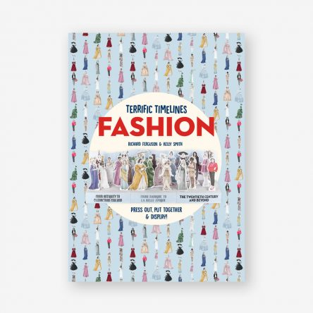 Terrific Timelines: Fashion