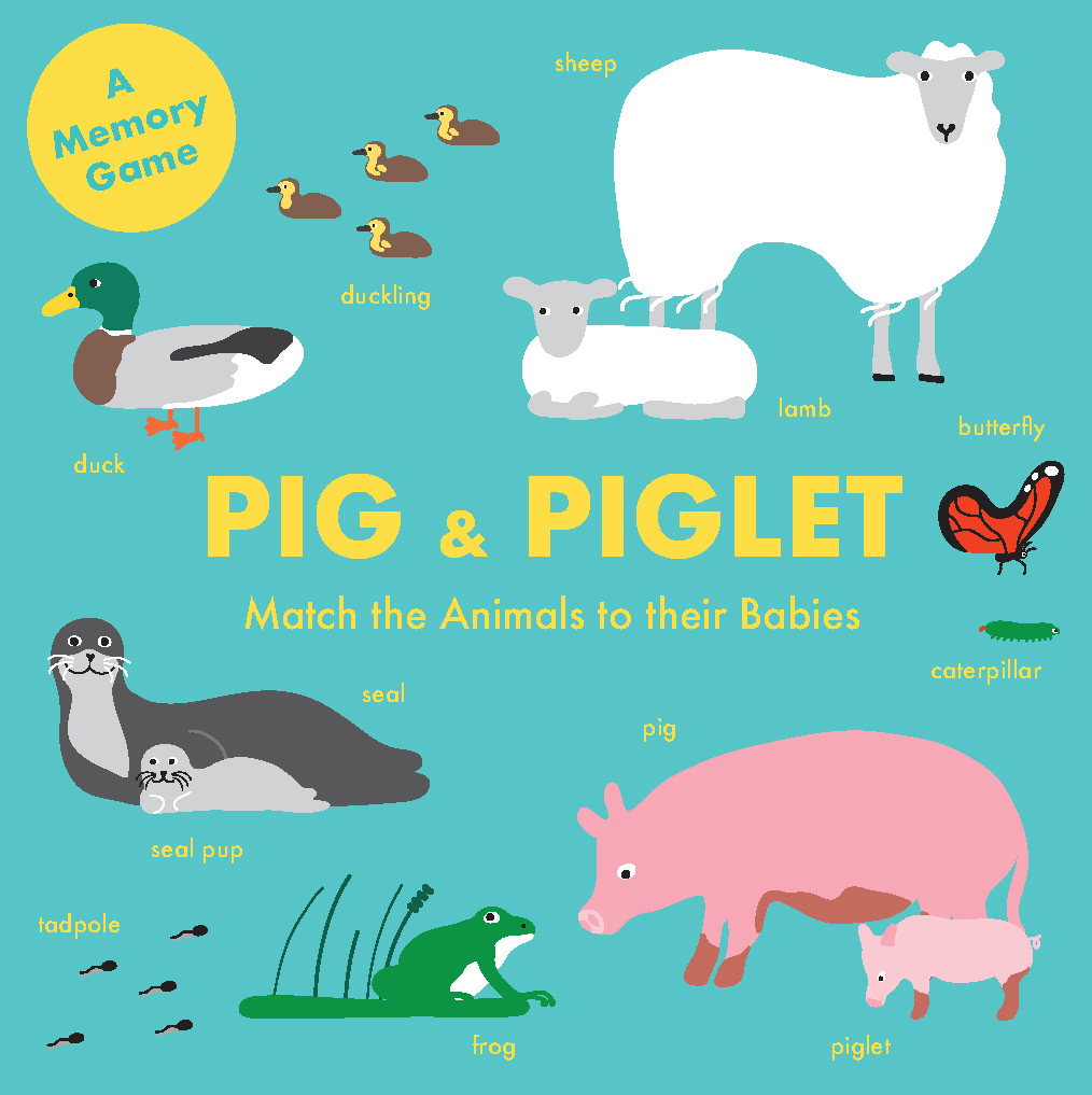 Pig and Piglet - Product Thumbnail