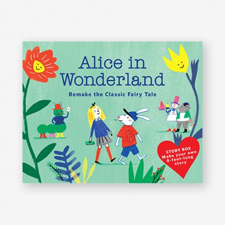 Alice in the Wonderland (Story Box)