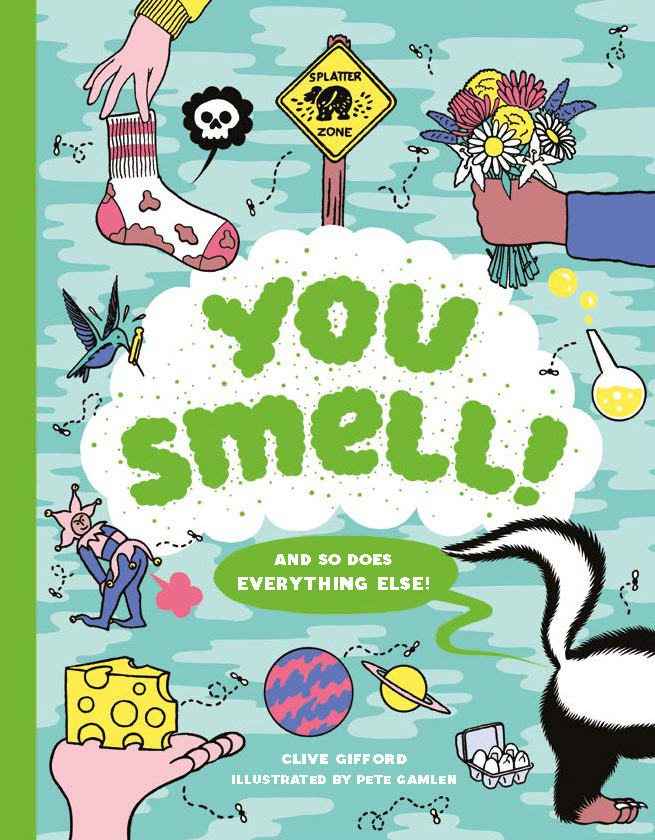 You Smell! - Product Thumbnail